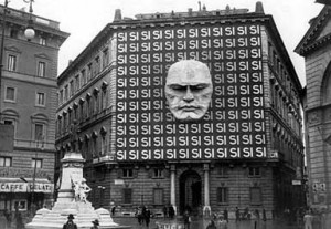 Fascists Headquarters 1934 - Unknown Source