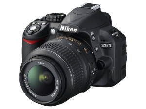 Nikon D3100 - Source: http://www.flickr.com/photos/nikonpolska/4941442543/in/set-72157624840856608/