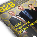 B2B Magazine issue #115 May 2016 is out.